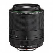 Объектив HD DA 55-300mm F4.5-6.3 ED PLM WR RE
